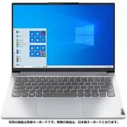 82FX000CJP [Yoga Slim 750i Pro/14.0型/Core i7-1165G7/SSD 512GB (PCIe NVMe/M.2)/メモリ 16GB/NVIDIA GeForce MX450/Windows 10 Home 64bit/Microsoft Office Home & Business 2019/ライトシルバー]