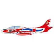 AC-40 1/72 エアクラフトシリーズ 航空自衛隊 T-1B ジェット練習機 第1術科学校 854号機 航空自衛隊50周年記念塗装 [組立式プラスチックモデル]