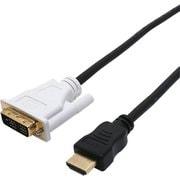 VDH-10/BK [VDH-10/BK HDMI-DVIケーブル 1m]