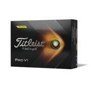 T2127S-J [PRO V1 2021年モデル イエロー ゴルフボール 1ダース12球入り]