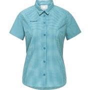アーダシャツウィメン Aada Shirt Women 1015-00591 50454 dark frosty-sapphire Sサイズ [アウトドア シャツ レディース]
