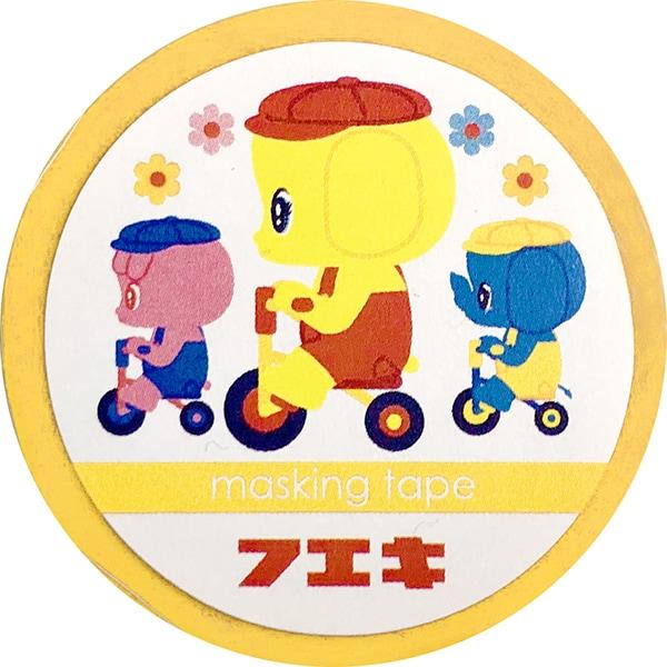 CFMT15G フエキくん マスキングテープ G [キャラクターグッズ]