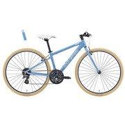 SETTER8(420)(AI)MATTE IRIS BLUE [クロスバイク 420mm SHIMANO ALTUS(24SPEED)]