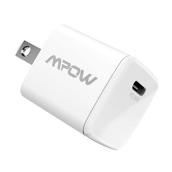 PA224A [USB-C AC充電器 PD対応 20W ホワイト]