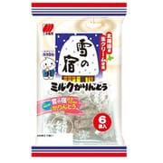 雪の宿ミルクかりんとう 120g [せんべい・米菓]