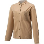 W's Yama Shirt ウィメンズヤマシャツ TOWRJB77YY LBG Mサイズ [アウトドア シャツ レディース]