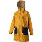 ウィメンズウェルカムレインコート W's Welcome Rain Coat TOWRJK05YY (YLS)イエローストーン Sサイズ [アウトドア コート レディース]