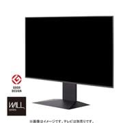 M05000236 [WALL テレビスタンド V4 ブラック]