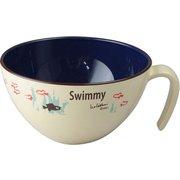 レンジ・食洗機対応 日本製 レオレオニ 手付きカップ スイミー