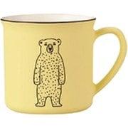 日本製 BEAR うがいコップ Brown Bear