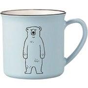 日本製 BEAR うがいコップ Polar Bear