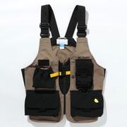 グリーンパインズベスト Green Pines Vest PM0085 Wet Sand Yona 252 Mサイズ [アウトドア ベスト メンズ]
