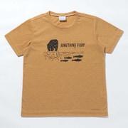 マウンテンズアーコーリングウィメンズショートスリーブTシャツ PL0146 710 Canyon Gold, Bear Lサイズ [アウトドア カットソー レディース]