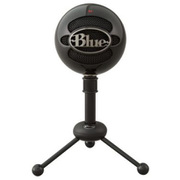 BM250BK [Blue Microphones Snowball 高品質USBコンデンサーマイク グロスブラック]