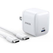 B2017N21 [Anker PowerPort Atom PD 1 & USB-C & USB-C ケーブル (1.8m) 付属]