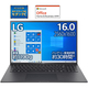 16Z90P-KA52J1 [LG gram 16.0インチノートパソコン/第11世代インテル Core i5/メモリ 8GB/SSD 512GB/Windows 10 Home (64bit)/Microsoft Office Home & Business 2019/オブシディアンブラック]