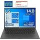14Z90P-KA55J1 [LG gram 14.0インチノートパソコン/第11世代インテル Core i5/メモリ 8GB/SSD 512GB/Windows 10 Home (64bit)/Microsoft Office Home & Business 2019/オブシディアンブラック]