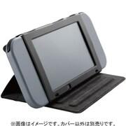 GM-NS20APLFBK [Nintendo Switch専用 ソフトレザーカバー 抗菌 ブラック]