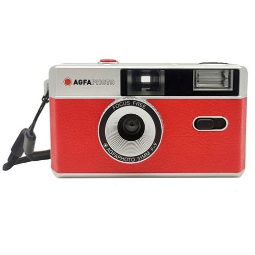 APC RD [AGFA Photo Analogue Photo Camera Red 35mmフィルムカメラ]