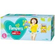 パンパース さらさらケア 風通しパンツ L (9~14kg) 40枚×2 [子供用紙おむつ パンツタイプ]