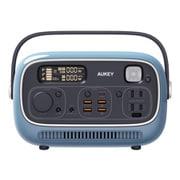 PS-RE03-BU [ポータブル電源 Power Studio 300 (297wh) ブルー]