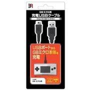 BR-0012 [GBミクロ用 USB充電ケーブル]