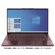 82A200DTJP [Yoga Slim 750/14.0型/AMD Ryzen5 4600U/SSD 512GB (PCIe NVMe/M.2)/メモリ 8GB/Windows 10 Home 64bit(日本語版)/Microsoft Office Home & Business 2019/オーキッド]