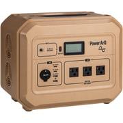 HTE060-TN [SmartTap ポータブル電源 PowerArQ Pro 1000Wh 大容量 蓄電池(コヨーテタン)]