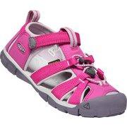 シーキャンプ II シーエヌエックス SEACAMP II CNX 1022979 Very Berry/Dawn Pink US12(18.5cm) [サンダル キッズ]