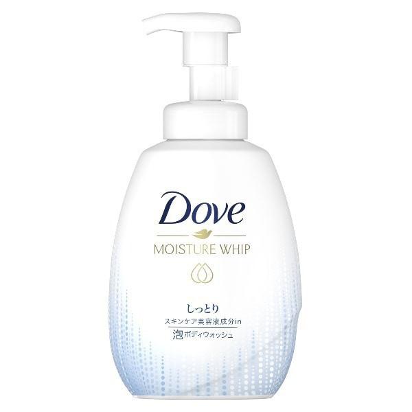 Dove(ダヴ) うるおいホイップ 泡ボディウォッシュ しっとり 本体 540g [ボディソープ]