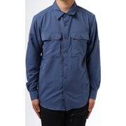 キャニオンロングスリーブシャツ OE7043 445 XLサイズ [アウトドア シャツ メンズ]
