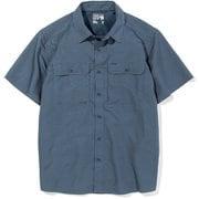 キャニオンショートスリーブシャツ OE7044 445 XLサイズ [アウトドア シャツ メンズ]