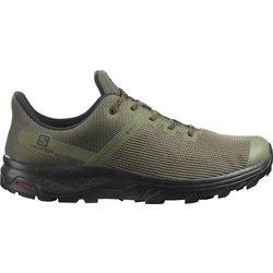 SALOMON OUTline Prism GTX Herren Schuhe Deep Lichen Green//Black//Cumin EUR 43 1//3