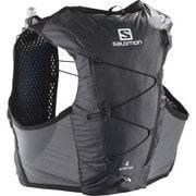 アクティブ スキン 4 セット ACTIVE SKIN 4 SET LC1514300 EBONY/BLACK Sサイズ [ランニング トレイルランニング用ザック]