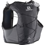 アクティブ スキン 4 セット ACTIVE SKIN 4 SET LC1514300 EBONY/BLACK Mサイズ [ランニング トレイルランニング用ザック]