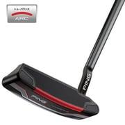 PING 2021 ANSER4(アンサー4) パター 34インチ PP58 ミッドサイズ (ブラック/レッド) 2021年モデル [ゴルフ パター]