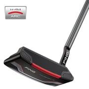 PING 2021 KUSHIN 4(クッシン4) パター 33インチ PP60 (ブラック/ホワイト) 2021年モデル [ゴルフ パター]