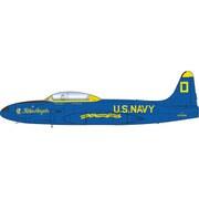 AC-41 1/72 エアクラフトシリーズ アメリカ海軍練習機 TV-2 シューティングスタ ブルーエンジェルス [組立式プラスチックモデル]