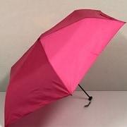 超軽量 折りたたみ傘 55cm ローズピンク [折りたたみ傘]