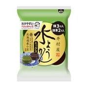 袋入 水ようかん ミックス 北海道産小豆使用 62g×5コ