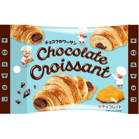 チョコクロワッサン 袋 7個