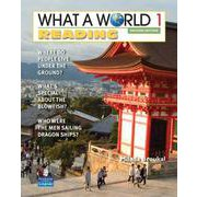 What A World Reading 2nd Edition Level 1 Student book [洋書ELT]