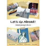 Let's go abroad ! Student book with Audio CD [洋書ELT]