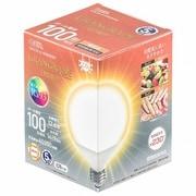 LDG12L-G AG6/RA93 [LED電球 ボール電球形 E26 100形相当 電球色]