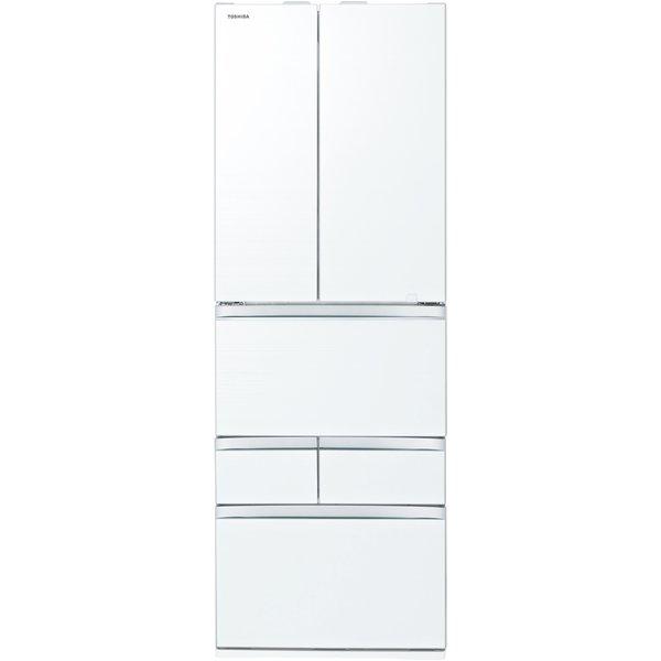 GR-T510FZ(UW) [冷蔵庫 (508L・フレンチドア) 6ドア VEGETA(べジータ) FZシリーズ 除菌機能 クリアグレインホワイト]