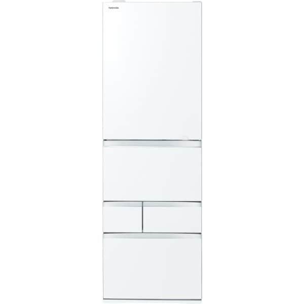 GR-T470GZ(UW) [冷蔵庫 (465L・右開き) 5ドア VEGETA(べジータ) GZシリーズ 除菌機能 クリアグレインホワイト]