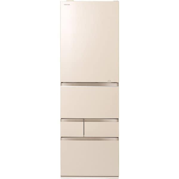 GR-T470GZ(UC) [冷蔵庫 (465L・右開き) 5ドア VEGETA(べジータ) GZシリーズ 除菌機能 グレインアイボリー]