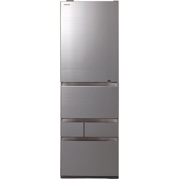 GR-T470GZ(ZH) [冷蔵庫 (465L・右開き) 5ドア VEGETA(べジータ) GZシリーズ 除菌機能 アッシュグレージュ]