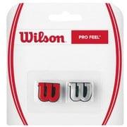 プロ・フィール(レッド6.1/シルバー) PROFEEL RDSI WRZ537600 [スポーツ用品 硬式テニス 振動吸収]