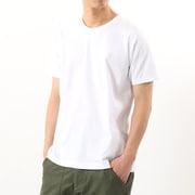 H5310-010-S [HANES(ヘインズ) Japan Fit クルーネック Tシャツ 2P 5.3oz 20FW  ホワイト Sサイズ]
